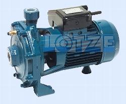 Foras Pumpe KB 210 T 400 Volt 1,5 kW - bis 90° C - normal saugend