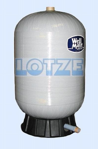 Membranbehälter WellMate WM0150 - 153 Liter Kunststoff