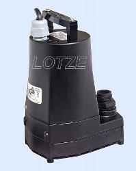 Calpeda Tauchpumpe 5-MSPR, 230 V - 250 Watt flach absaugend