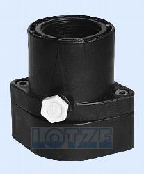 Rückschlagklappe 1½ Zoll Kunststoff JP00317