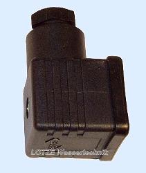 Magnetventil-Gerätestecker ODE für 8W / 12W / 14W / 16W groß