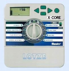 Hunter Steuergerät X-Core 401i-E, 4 Stationen Innenmontage