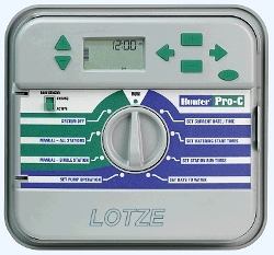 Hunter Steuergerät PC-401i-E