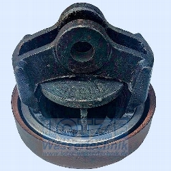 Kolben mit Ledermanschette für Schwengelpumpe  90, mit Öse # 002090