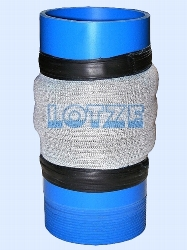 wasserenteisungsanlage mit filterkies
