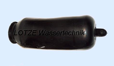 Membrane VAREM für Druckbehälter 80 ltr