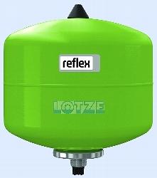 Reflex Membranbehälter Refix DD 2 Trinkwasser grün