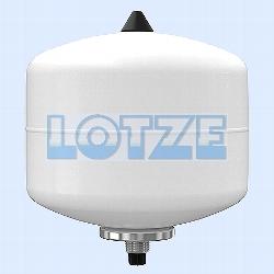 Reflex Membranbehälter Refix DD12 Trinkwasser weiß
