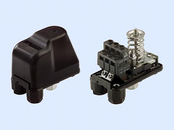 Druckschalter PM 5 - 2polig 1-5 bar für 230 V ¼\