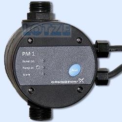 Grundfos Drucksteuerung PM 1 - 1,5 bar # 96848693, mit Kabel