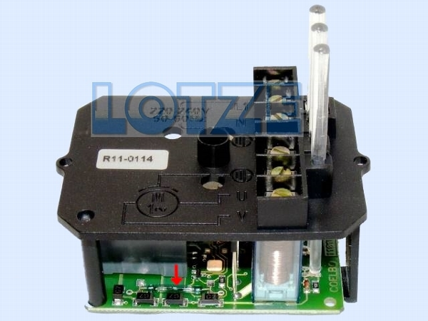 Controlmatic E - Ersatzteil Elektronik Platine schwarz (neue Bauart)