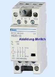 Installationsschütz Doepke HS 20-31, 230/230 Volt AC 50Hz