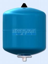 Reflex Membranbehälter Refix DE  8, blau, 10 bar # 7301000