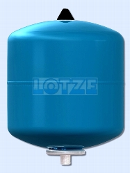 Reflex Membranbehälter Refix DE 33, blau, 10 bar # 7303900