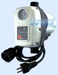 Brio Tank Drucksteuerung 230 Volt, auch für Schachteinbau*)