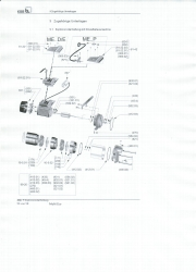 KSB Schaltkasten mit Kabel und Stecker für KSB Multi Eco 33 - 65 P# 81-42