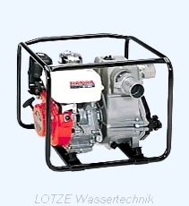 HONDA-Schmutzwasserpumpe WT30 X