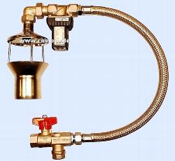 Zisterne trinkwassernachspeisung