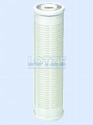 Feinfilter Einsatz Kunststoff lang für 1 Zoll