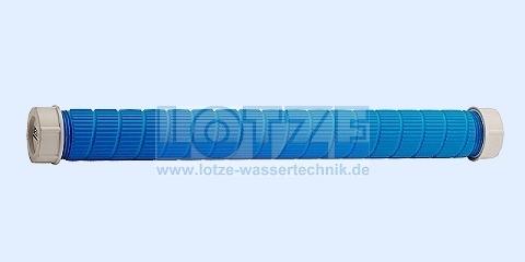 PE-Rohr Mauerdurchführung Nr. 9000 - 63 mm