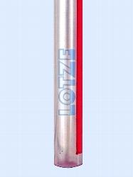 Wasserstandsrohr XTR  680 mm für Druckkessel 300-750 Liter
