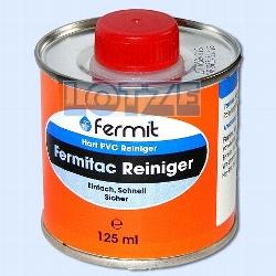 Fermit Fermitac Reiniger 125 ml für PVC-Rohr und Brunnenkopf