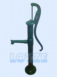 Beyer Ständerpumpe G 250 P mit Kolben und Zugstange # 107100