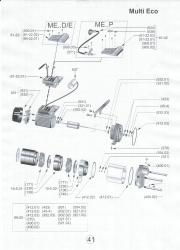 KSB Schalt-/Klemmkasten für ME 36 P Kreiselpumpe # 81-42
