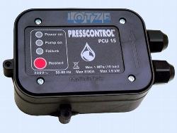 Presscontrol Elektronik - Box, Ersatzteil für Presscontrol PC