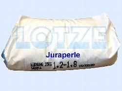 Juraperle zur Entsäuerung 1.0 - 2.0 mm, Sack 25 kg