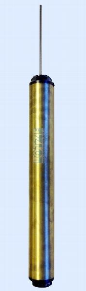 Tiefbrunnen-Zylinder 75 mm Messing # 107740