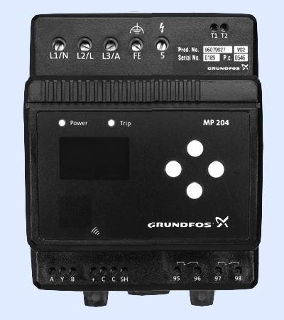 MP 204 elektronischer Motorvollschutz # 96079927