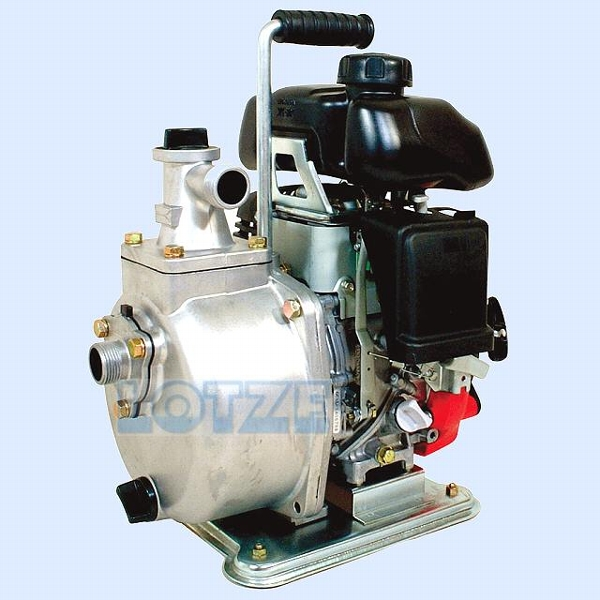 Brauchwasserpumpe SEH-25H Benzin Motor-Pumpe