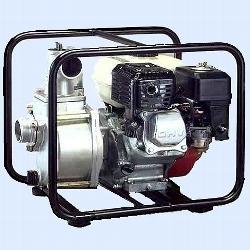 Koshin Schmutzwasserpumpe STH-50X Benzin Motor-Pumpe