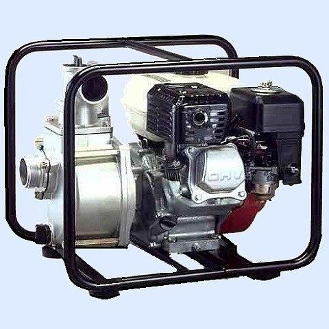 Schmutzwasserpumpe STH-50X Benzin Motor-Pumpe